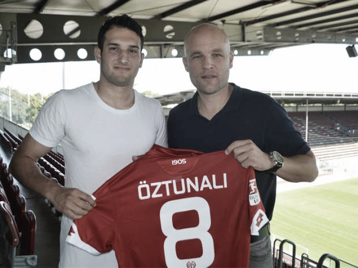 Öztunali makes Mainz move