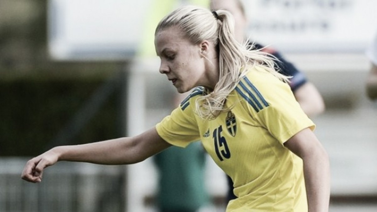 Lotta Ökvist traded to the Orlando Pride