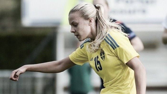 Lotta Ökvist joins the Boston Breakers