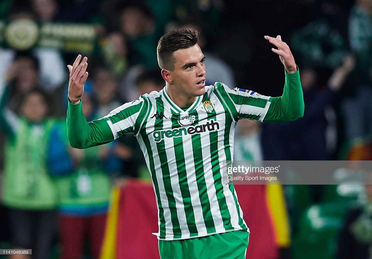 Tottenham set to sign Giovani Lo Celso from Real Betis this week