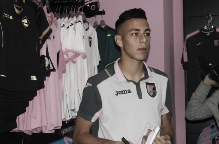 """Palermo, Lo Faso: """"Domenica le gambe non tremavano. Tutto passa da noi giovani"""""""