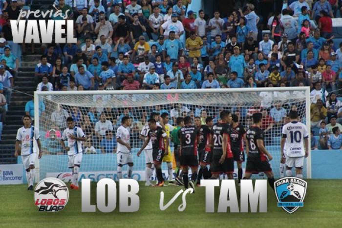 Previa Lobos BUAP vs Tampico Madero: Los celestes por la primer victoria de visita