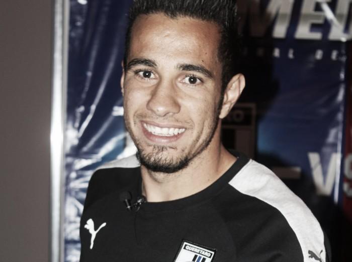 Camilo Sanvezzo está listo para ser campeón