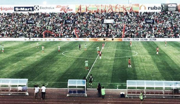 FC Juárez - Correcaminos: Segundo y penúltimo se ven las caras