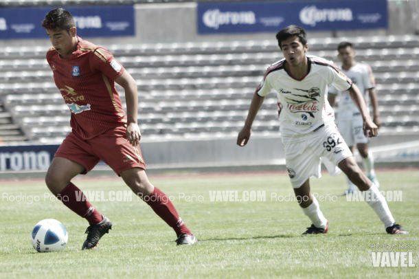 Fotos e imágenes del Lobos Tercera 0-1 CEFOR Cuauhtémoc Blanco de los octavos de final de la Tercera División Profesional