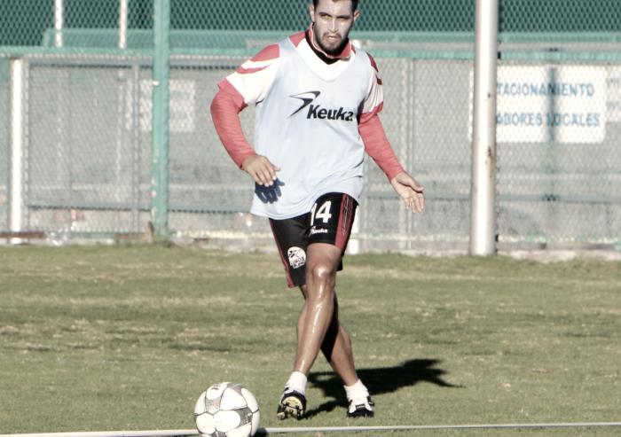 """Nicolás Ruvalcaba: """"El grupo ha crecido futbolísticamente"""""""