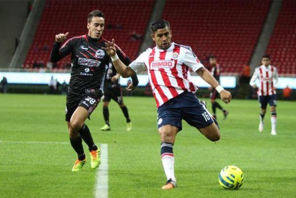 Lobos BUAP - Chivas: Con miras al liderato del Grupo 4