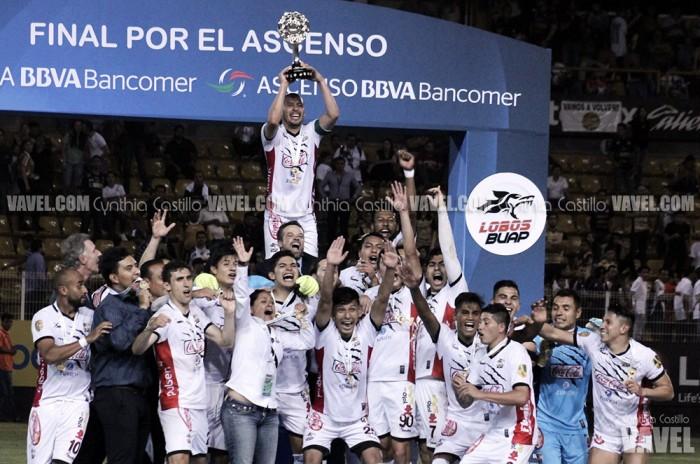 Noche triste en Sinaloa; Lobos BUAP asciende a Primera División