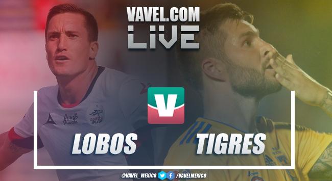 Tigres amarra calificación a liguilla al vencer 3-0 a Lobos