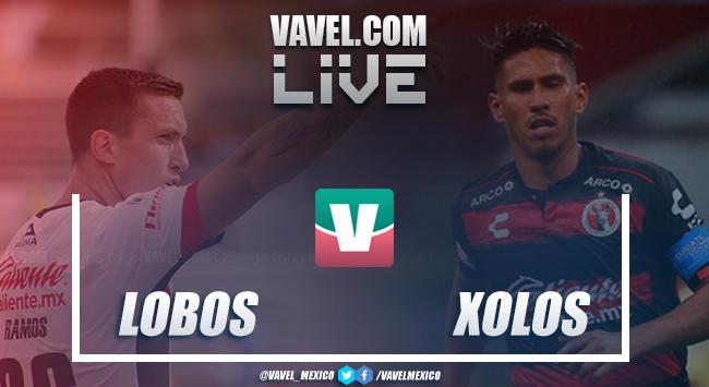 Lobos BUAP vs Xolos en vivo AHORA (0-0)