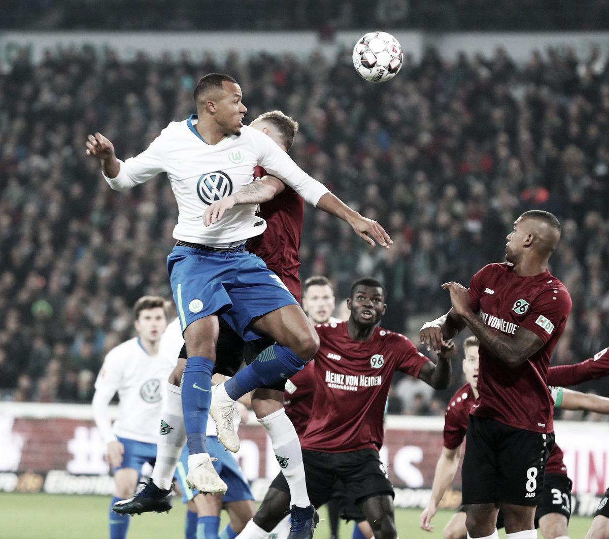 El Wolfsburgo cae en casa del Hannover 96