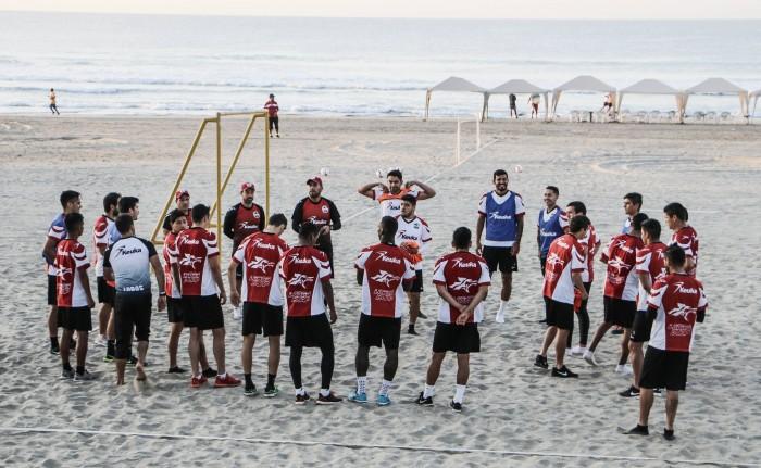 Finaliza la pretemporadaen Acapulco