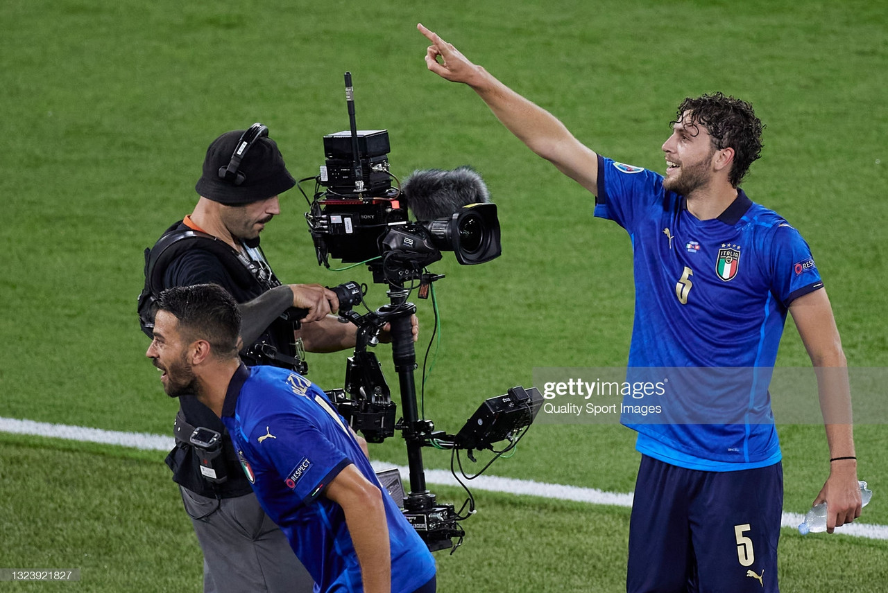 The Warmdown: Manuel Locatelli steals the show as Italy run riot at the Stadio Olimpico