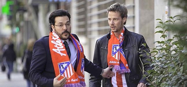 Hoy el director y los protagonistas de 'El fútbol nos vuelve locos' en TBF