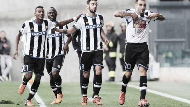 """Lodi, Udine e le punizioni: """"Ringrazio Pozzo e Colantuono. Gol per i miei figli"""""""
