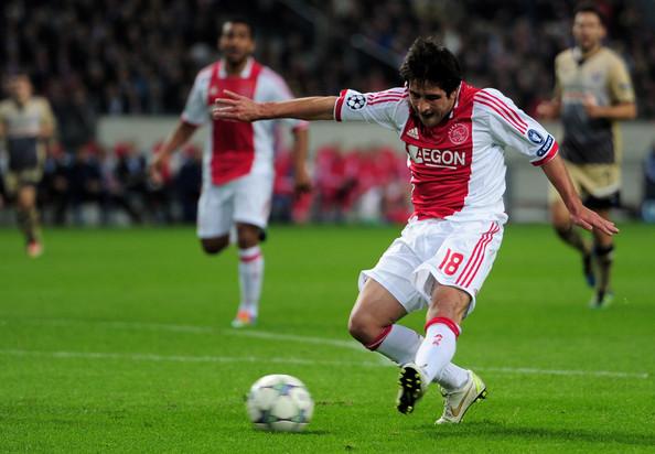El Ajax empata ante un AZ que sigue líder