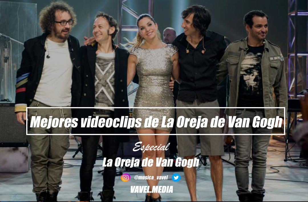 Mejores videoclips de La Oreja de Van Gogh