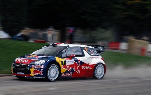 Loeb vence en Francia y consigue su noveno título