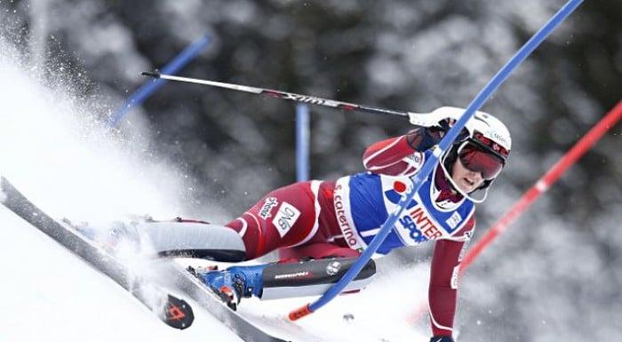 Sci Alpino, Santa Caterina - Slalom femminile: la prima di Nina Loeseth