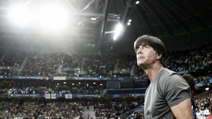 Joachim Löw to remain in charge of die Nationalmannschaft despite Euro 2016 failure