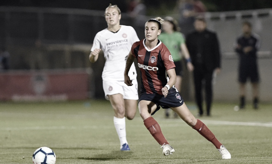Portland Thorns vs. Washington Spirit Preview: Thorns look to solidify playoff seeding