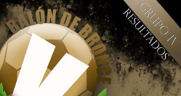 Resultados Premios VAVEL Balón de Bronce Grupo IV | VAVEL.com