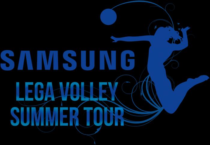 Volley F - A luglio ci sarà il Samsung Lega Volley Summer Tour 2017