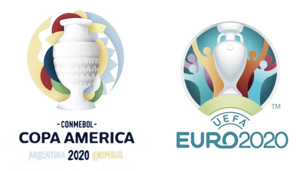 Eurocopa y Copa América canceladas: se disputarán en 2021