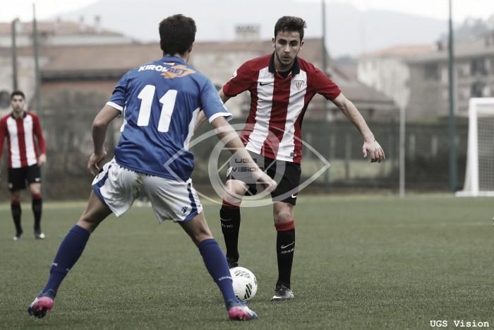 Previa UD Logroñés - Bilbao Athletic: duelo directo por la cuarta plaza en Las Gaunas