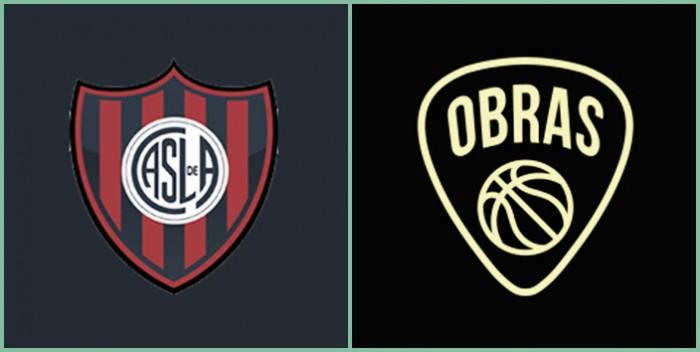 San Lorenzo - Obras Basket: cruce porteño en cuartos de final