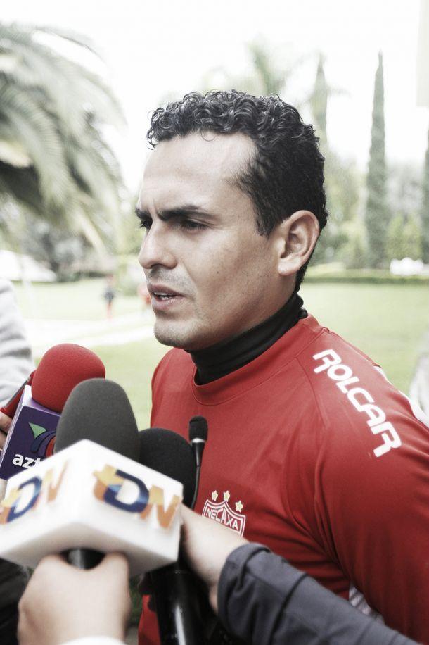 """Víctor Lojero: """"Siempre me he sentido contento y a gusto en Necaxa"""""""