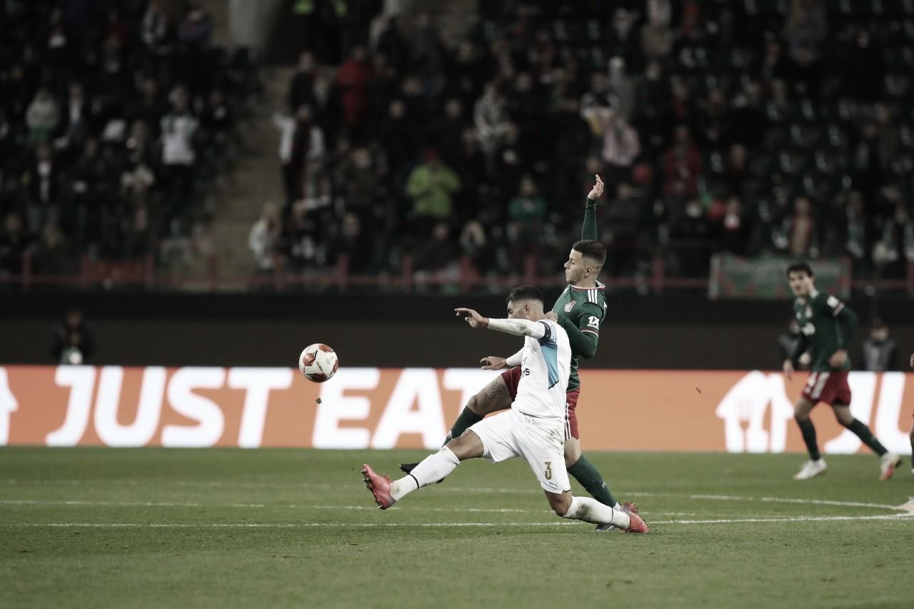 Lokomotiv Moscou e Olympique de Marseille empatam na estreia pela Europa League