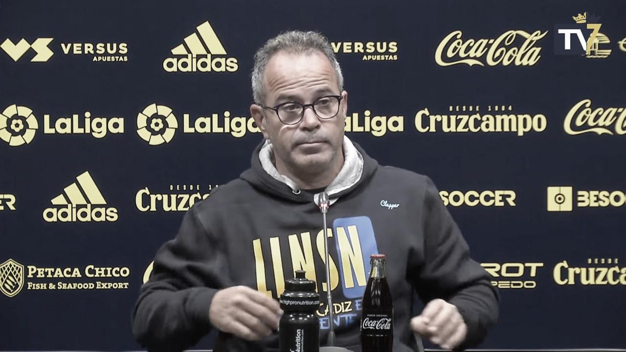 "Álvaro Cervera: ""Ser del Cádiz es diferente"""