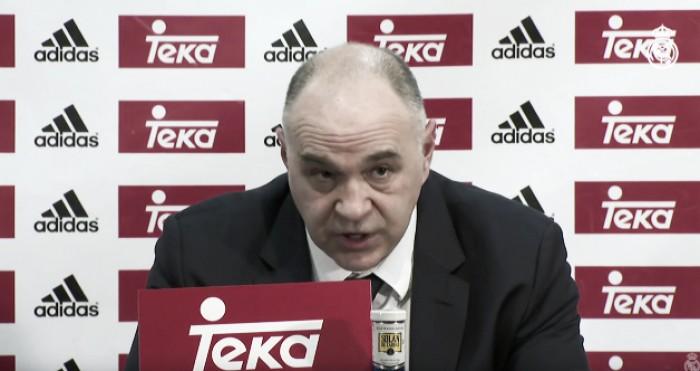 """Pablo Laso: """"El domingo será un partido muy diferente"""""""