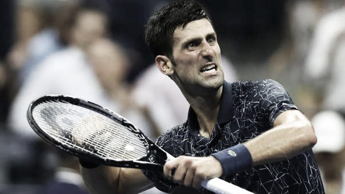 """Djokovic: """"Fue un partido muy duro"""""""