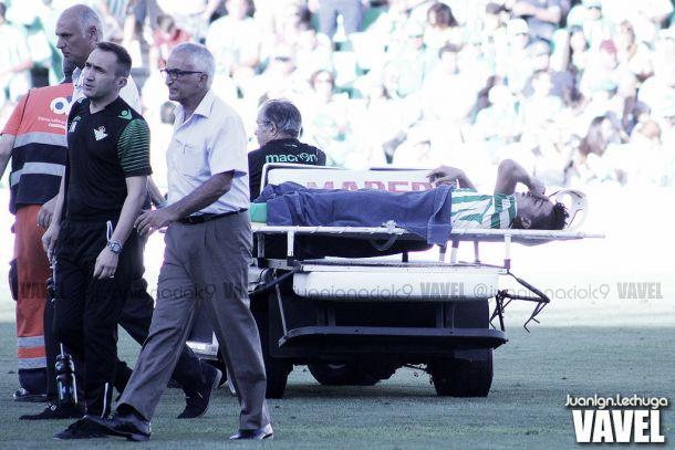 Lolo Reyes abandona el hospital