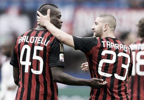 """Taarabt critica Balotelli: """"Non è un campione, sa solo tirare forte"""""""