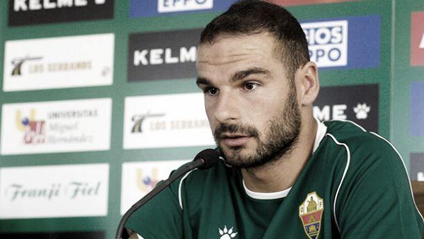 David Lombán, refuerzo para la defensa del Granada CF