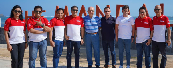 El circuito urbano Lombok: una nueva forma de hacer MotoGP
