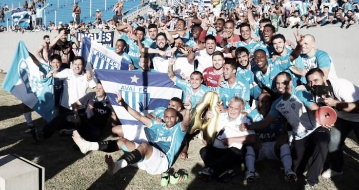 Melhor time do returno, Avaí vence Londrina fora de casa e retorna à Série A