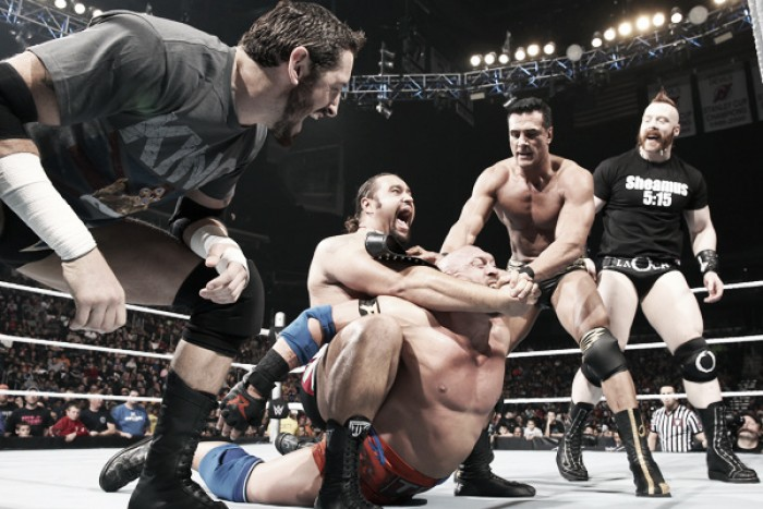 WWE to split up the League of Nations faction?