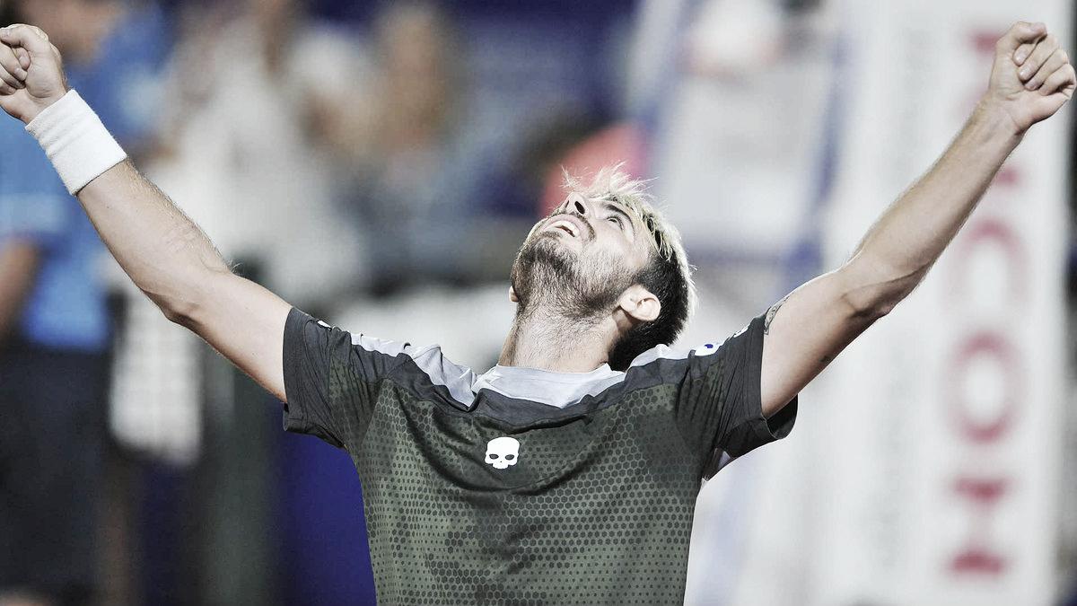 Londero fecha semana dos sonhos com vitória contra Pella e é campeão do ATP 250 de Córdoba