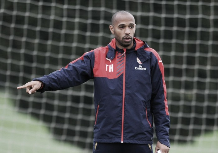 Thierry Henry linked with a coaching role at Watford