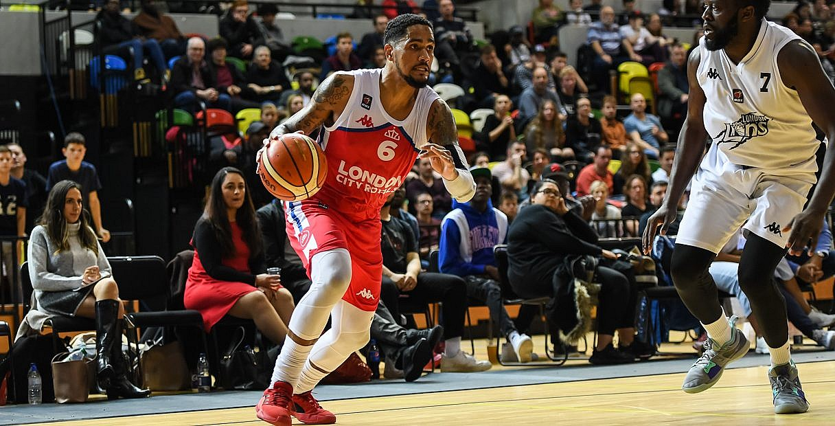 Edmir Lucas returns to the London Lions after impressing last season