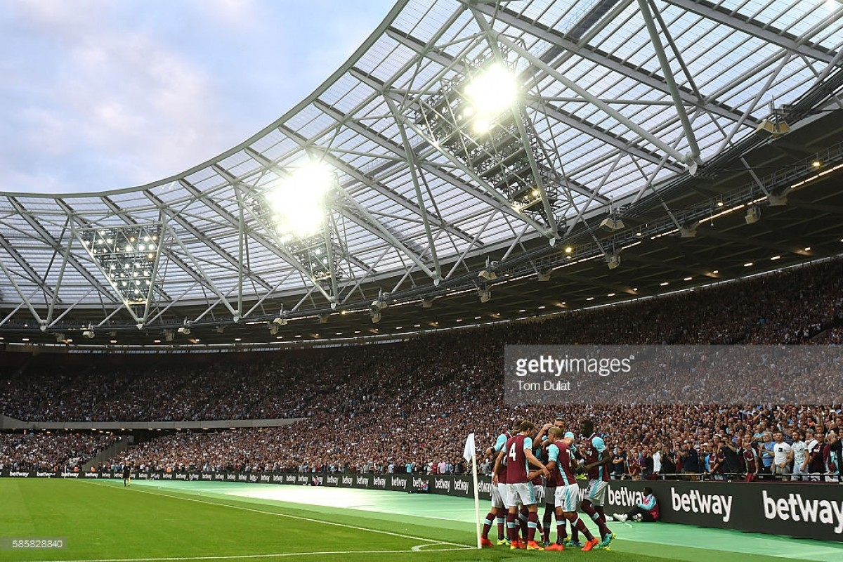 West Ham United season tickets sold out for third consecutive season