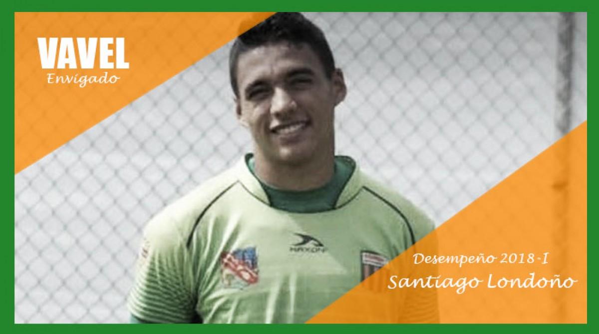 Análisis Envigado F.C. 2018-I: Santiago Londoño