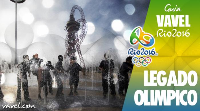 Legado Olímpico: restauração da economia e de parte da cidade é o legado de Londres 2012