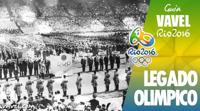 Legado Olímpico: Londres sedia os primeiros Jogos após a Segunda Guerra Mundial