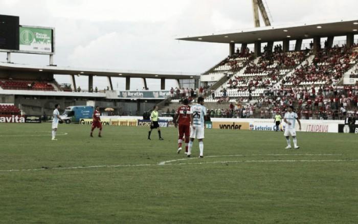 Londrina tem bom desempenho defensivo e consegue vitória no fim diante do CRB