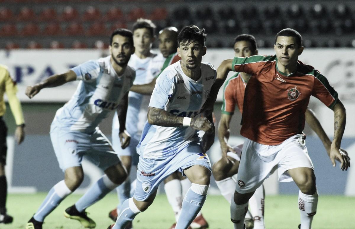 Em confronto direto pela fuga do Z-4, Boa Esporte vence Londrina com gol nos minutos finais